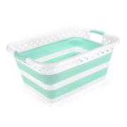 COLLAPSABLE LAUNDRY BASKET 45L