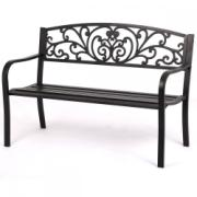 COLOGNE BENCH CAST IRON