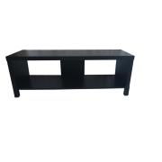 TV TABLE 120X39,5X43CM BLACK