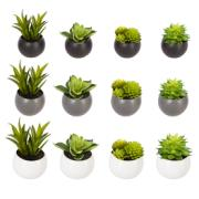 MAGNETIC ARTIFICIAL PLANT