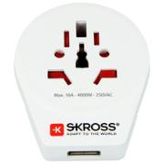 SKROSS WORLD TO EUROPE USB