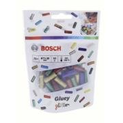 BOSCH COLOUR GLITTER GLUE STICKS 70P