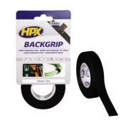 HPX BACKGRIP TAPE BLACK16MMX5M