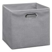 FOLDING BOX 31X31CM GREY