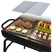 BBQ SHEET 2PC STAINLESS STEEL