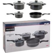 CASSEROLE SET 7PCS NON STICK