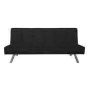 ANTONIO SOFA BED BLACK