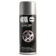 DIAMOND SILVER WHEEL RIM 400ML