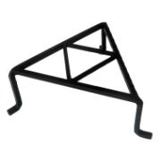 H&C FIREPLACE STAND TRIANGLE 20X20X13CM