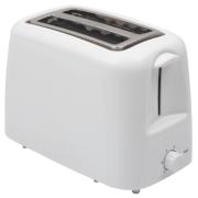 PERFECT HOME 2 SLICE TOASTER 750W WHITE