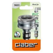 CLABER MJ CONNECTOR 1' 3/4'