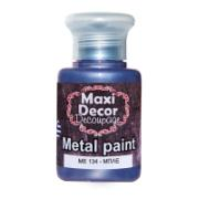 MAXI DÉCOR ACRYLIC METALLIC 134 60ML