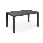 KETER JULIE TABLE GRAPHITE