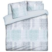 QUILT COVER SET 160X240 CL.BLU