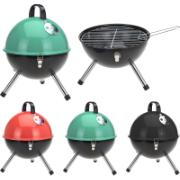 BBQ BALL SHAPE DIA 31CM 3ASS