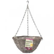 SMART SABLE WILLOW HANG BASKET 30CM