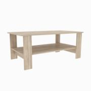 COFFEE TABLE L100XD55XH41CM GREY