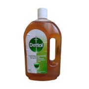 DETTOL LIQUID (BROWN) 1LTR