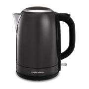 MORPHY RICHARDS BLACK KETTLE 300W