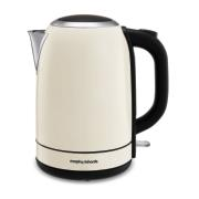 MORPHY RICHARDS CREAM KETTLE 3000W