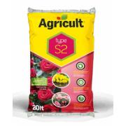 AGRICULT SOIL S2 FOR ROSES 20L/7.5KG