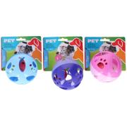 PET PALY BALL 10CM 3ASS PL