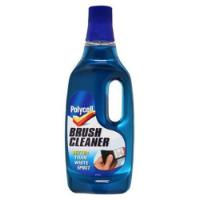 POLYCELLL BRUSH CLEANER FLASK 1Ltr