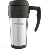 THERMOS  TRAVEL MUG 500ML.S/S WITH HANDLE