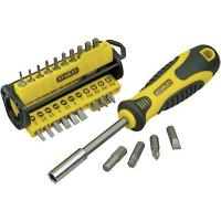 STANLEY STHT0-70885 MULTI BIT SCREWDRIVER (SET OF 35)