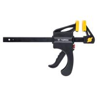 TOPEX QUICK CLAMP 150X60MM