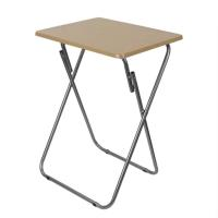 SARA FOLDING TABLE (NATURAL) 73x52x72CM