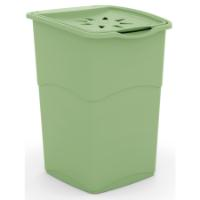 KIS KORAL LAUNDRY BASKET 47L GREEN