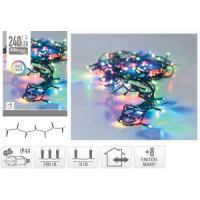 XMAS LED LIGHTS 240 MULTU BS P