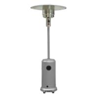 ROCK PATIO HEATER SILVER