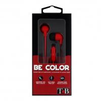 TNB HANDS FR.KIT EARP. RED/BLK
