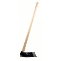 CHAMPION RECT HOE WOODEN HANDLE