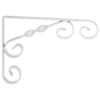 ORNAMENT BRACKET 180X130 WHITE
