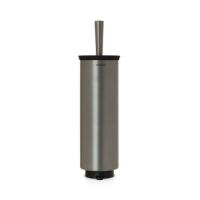 BRABANTIA TOILET BRUSH AND HOLDER, PROFILE - PLATINUM