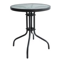 LEEDS TABLE 60CM GREY