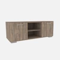 TV FURNITURE 39X120X45 SMOKED