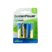 GOLDEN POWER 1.5V  C ALKALINE POWER PLUS