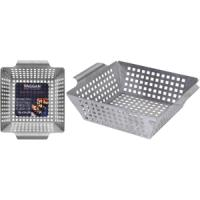 GRILL BASKET STAINLESS STEEL