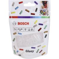 BOSCH TRANSPARENT GLUE STICKS 70CPS