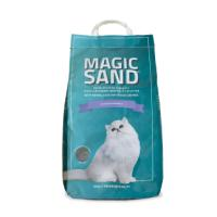MAGIC SAND LIGHT GREY LAVENDER FRAGRANCE 5KG