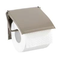 WENKO T.PAPER HOLDER COVER TAUPE