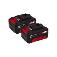 EINHELL ΣΕΤ ΜΠΑΤΑΡΙΕΣ POWER X BATTERIES 18V 2x4.0Ah Li-Ion