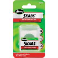 SLIME SKABS FAST TUBE REPAIR PATCHES 6PCS
