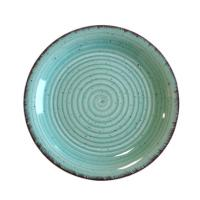 LIFESTYLE DESSERT PLATE 19CM TURQUOISE