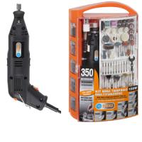 PG 135W DRILL WITH 350PCS ACCESSORIES