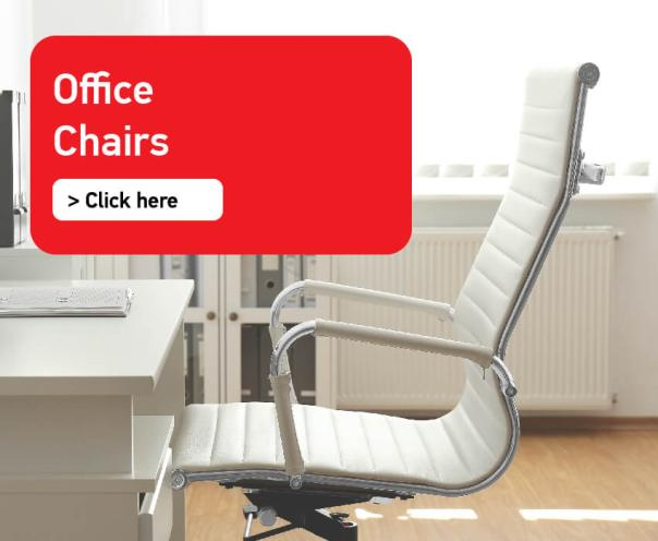 Office chairs banner